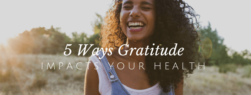 Practice Counting Your Blessings