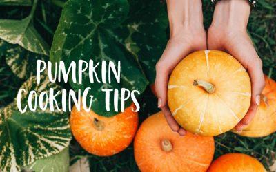 October Is Pumpkin Month